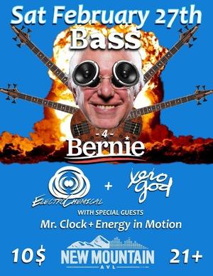 Bass 4 Bernie