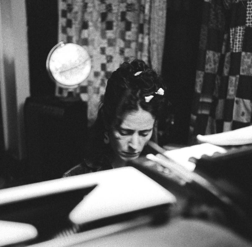 Diane Cluck. Photo: Samuel Lang Budin