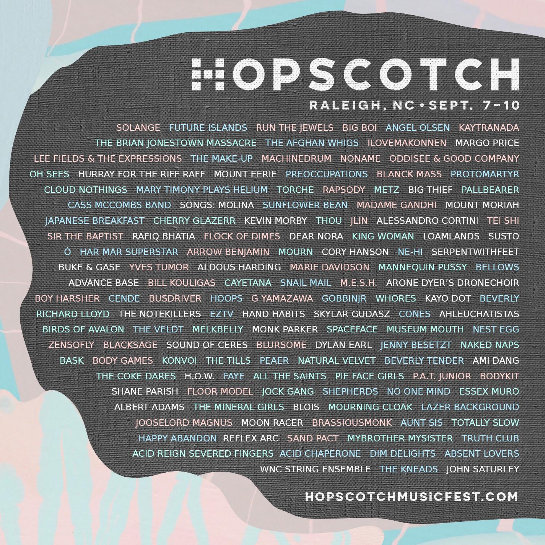 Hopscotch 2017