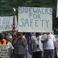 Sidewalks for Safety