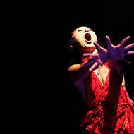 Yumiko Yushioka. Photo courtesy of Asheville Butoh Festival.