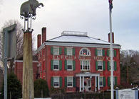 The Elephant Hotel. Source: Daniel Case @ the English Language Wikipedia