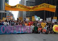 NYC People's Climate March (2014). Photo: Alejandro Alvarez