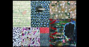 Pattern. Mark Flowers