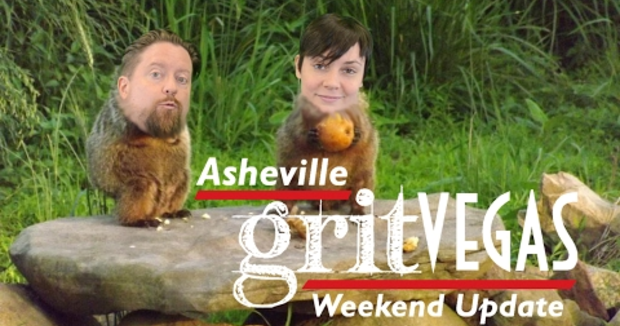 Embedded thumbnail for Superbowl Weekend 2017: Your Asheville GritVegas Weekend Update