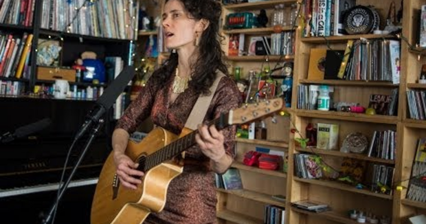 Embedded thumbnail for Diane Cluck Announces Asheville House Show, Singing Workshop March 5th & 6th