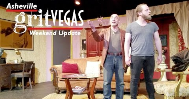 Embedded thumbnail for Terry Tempest: The Final Interview Exclusive on the Asheville GritVegas Weekend Update!