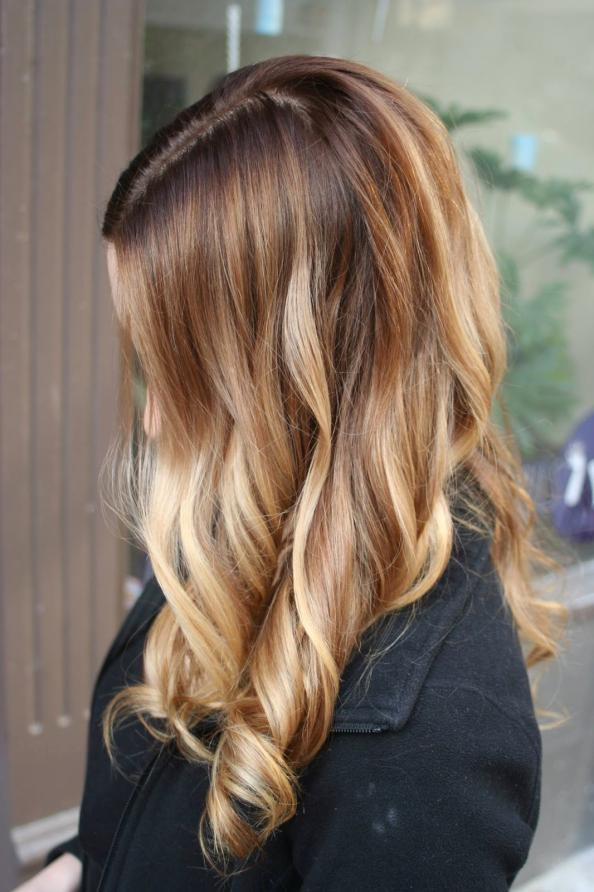 Highlighting Hair Trends Foils Ombre Balayage