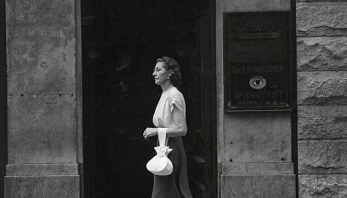 Harry Callahan, Asheville, North Carolina , 1951
