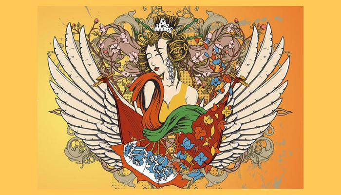 Souvenir artwork