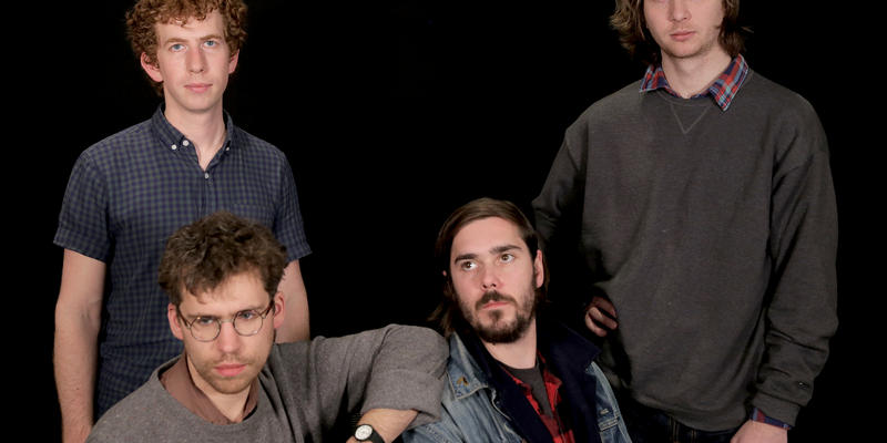Parquet Courts. Photo: Sarah Burns
