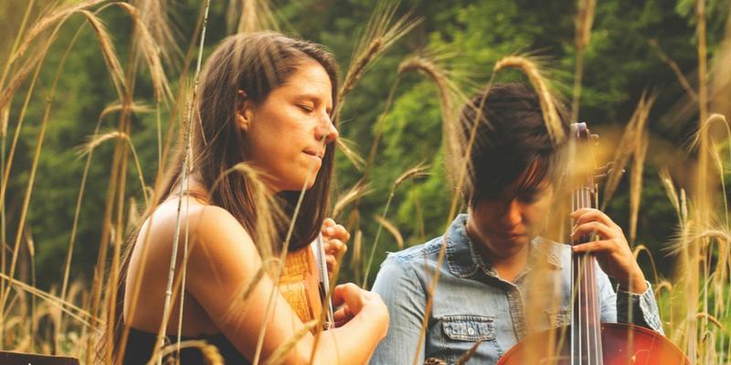 Tina & Her Pony. Photo courtesy of the band