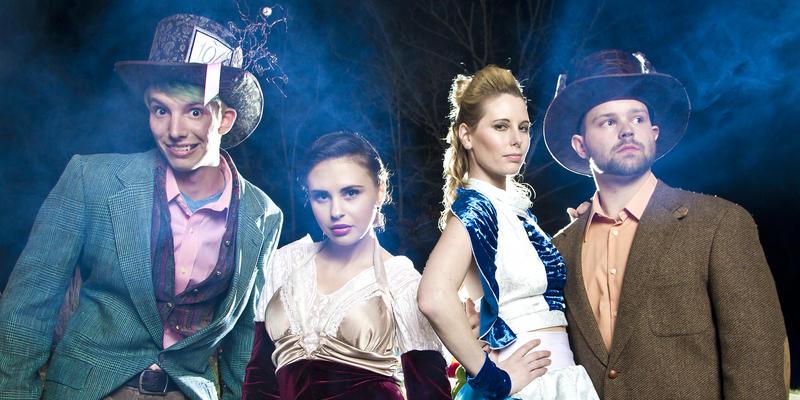 Wonderland Group Shot
