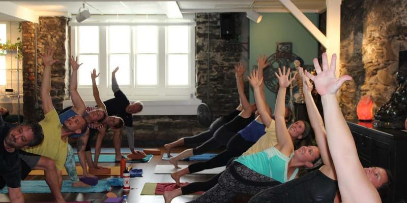 Pure Yoga Asheville