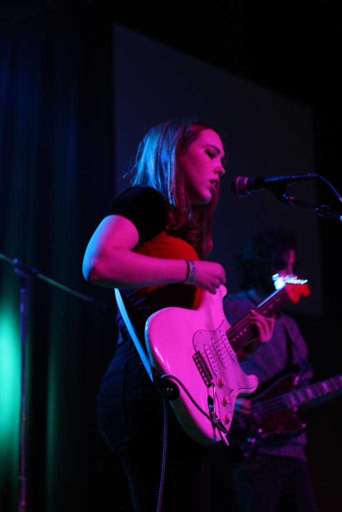 Soccer Mommy. Photo: Anthony Gabriele.
