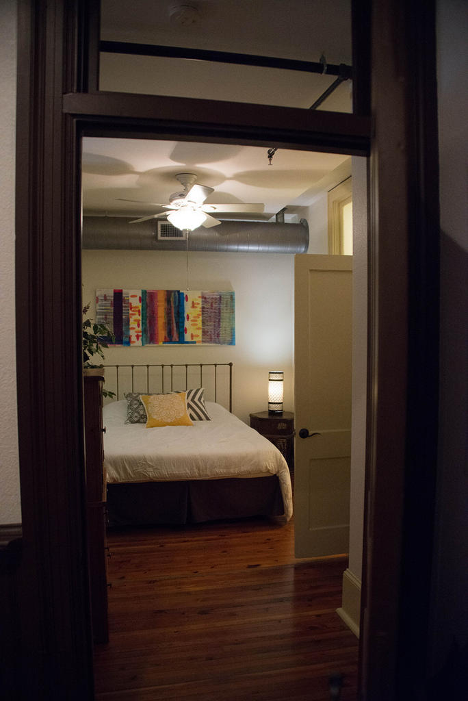 Loft in Rice-White Building. Photo: Erin Fowler