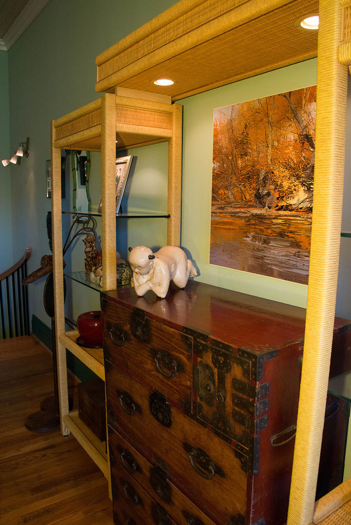 Loft above the Haen Gallery. Photo: Erin Fowler
