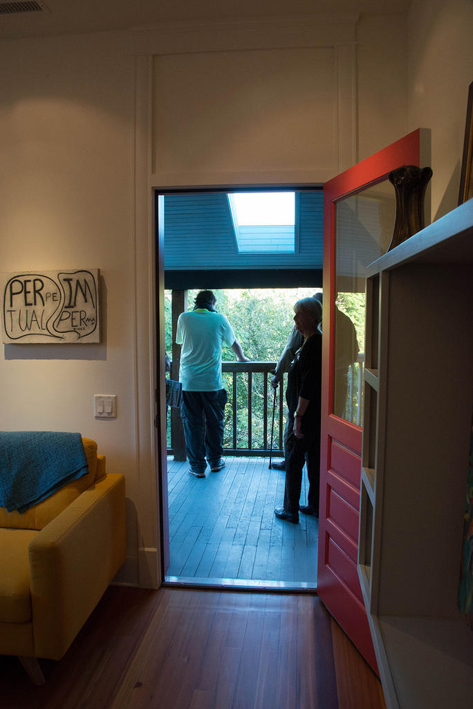 Biltmore Ave Loft. Photo: Erin Fowler