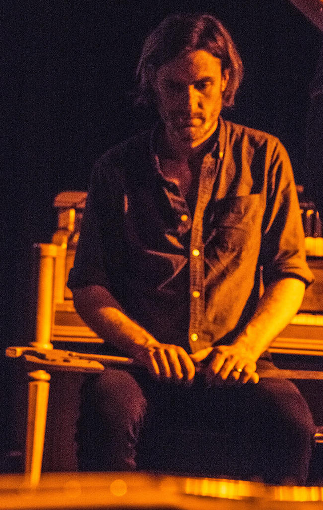 Robbie Kuster. Credit: Erin Fowler