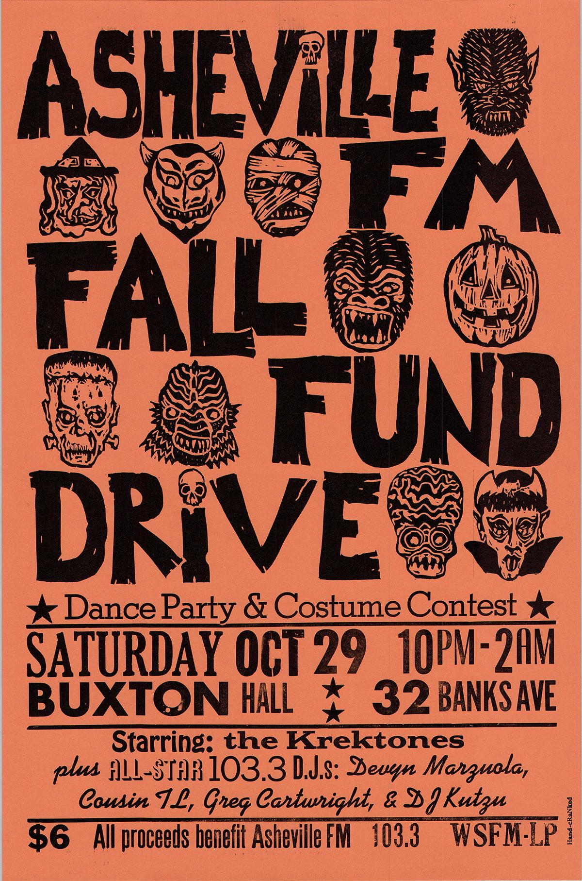 Asheville FM Fall Fund Drive
