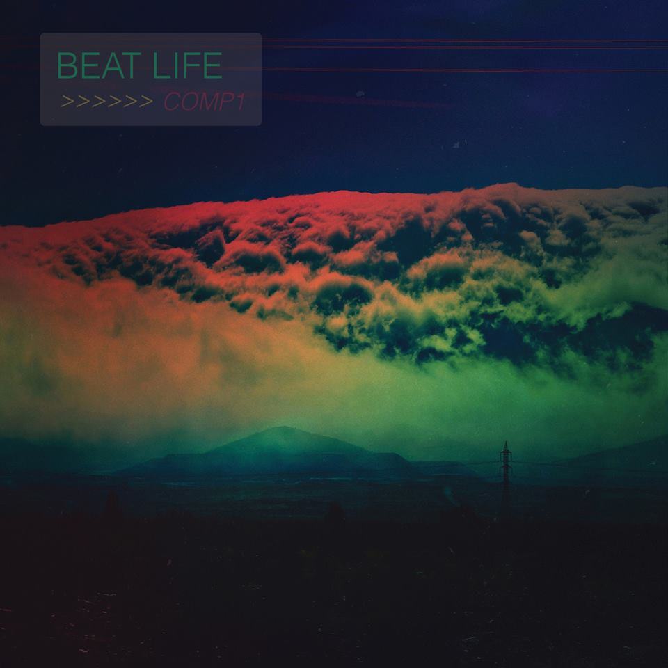 BEAT LIFE COMP.1 cover. Credit: Shayanne Gal