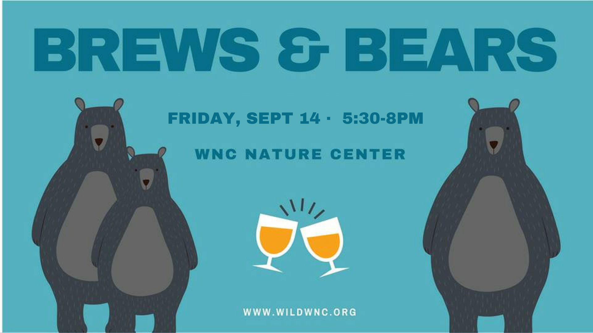 WNC Nature Center Brews & Bears