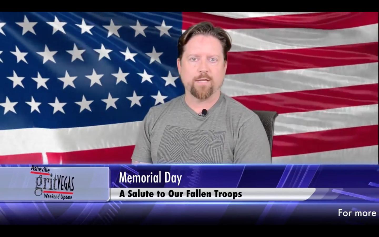 Jason Sandford GritVegas Memorial Day