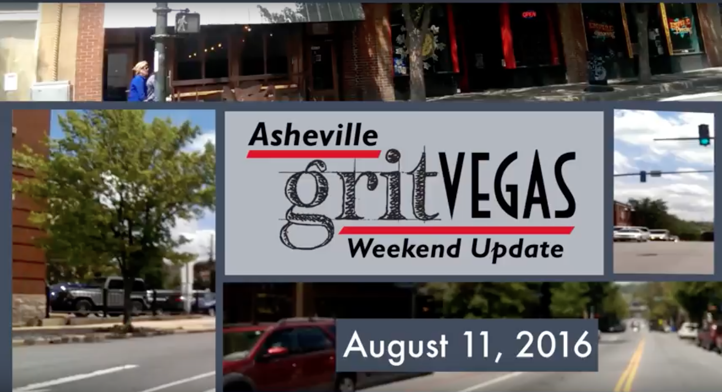 GritVegas Weekend Update August 11-14
