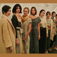 Allyson Ansusinha Charleston Fashion Week 2017