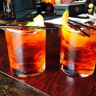 Negroni Week 2015. Photo: Katie Hild