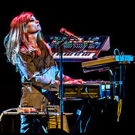 I Speak Machine's Tara Busch. Source: band website