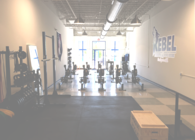 Rebel Gym interior