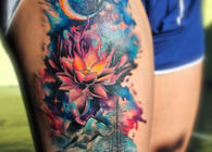 Tattoo by Becka Schoedel of Forever Tattoo