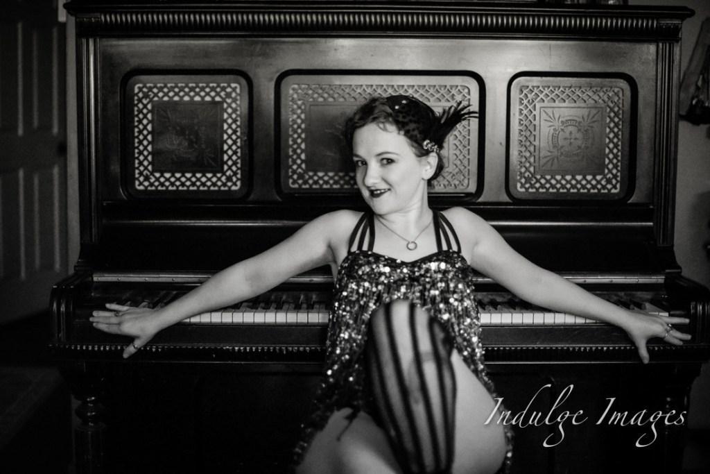 Millie Van Illa - February 27, 2016 Asheville Vaudeville