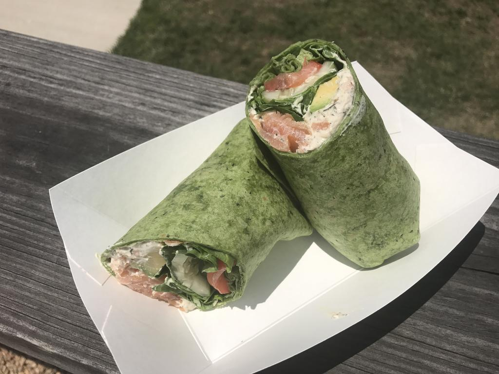 Lox Burrito